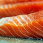 ماهی سالمون جهت لاغری