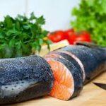ماهی سالمون اصلی